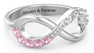 5612f371a9 Both engagement and wedding rings are generally much more expensive than promise  rings, and hold much greater meaning for a relationship and as such, ...